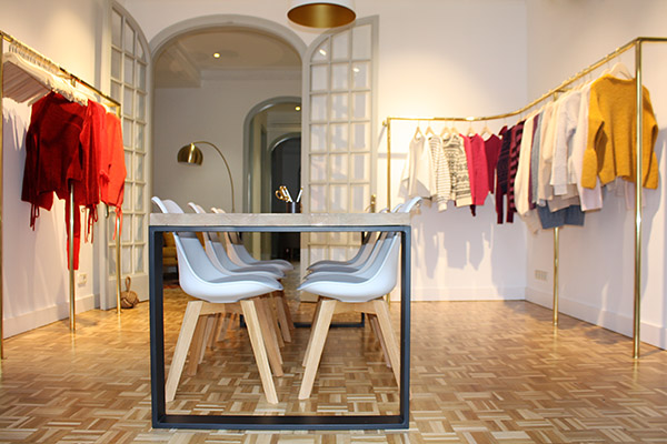 showroom interiorismo barcelona